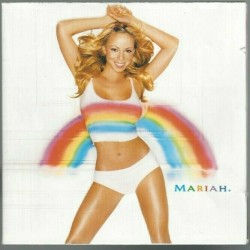 CD MARIAH CAREY  0802