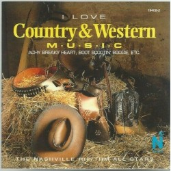 CD  COUNTRY & WESTERN...