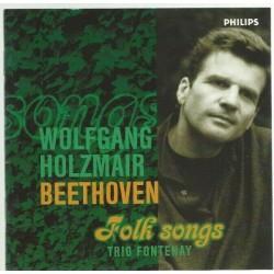 CD FOLK SONGS TRIO FONTENAY...