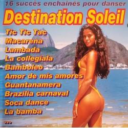 CD DESTINATION SOLEIL  Ref...