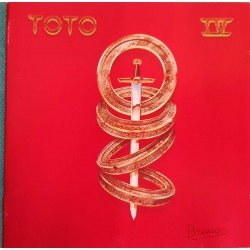 CD TOTO IV Ref 0951
