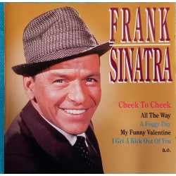 CD FRANK SINATRA CHEEK TO...