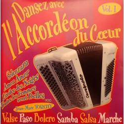 CD DANSEZ AVEC L'ACCORDÉON...