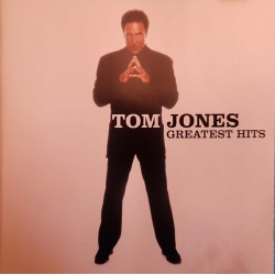 CD TOM JONES GREATEST HITS...