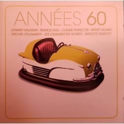 CD ANNÉES 60  Ref 3300