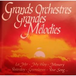 CD GRANDS ORCHESTRES...