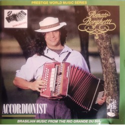 CD ACCORDIONIST RENATO...