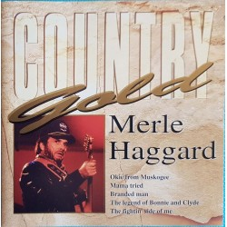 CD COUNTRY GOLD MERLE...