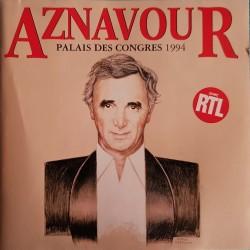 DOUBLE ALBUM CD AZNAVOUR...
