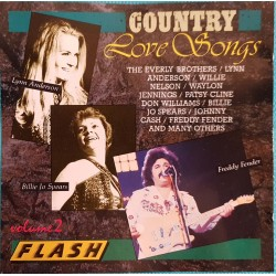 CD COUNTRY LOVE SONGS Ref 3345