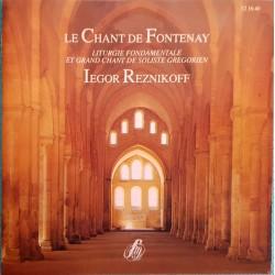 CD LE CHANT DE FONTENAY...