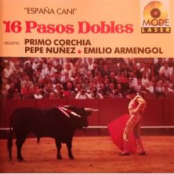 CD 16 PASOS DOBLES PRIMO...