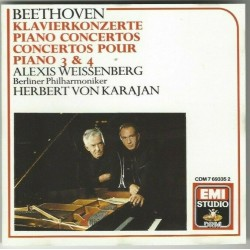 CD BEETHOVEN CONCERTO POUR...