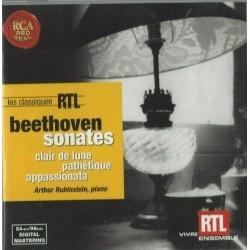 CD BEETHOVEN SONATES CLAIR...