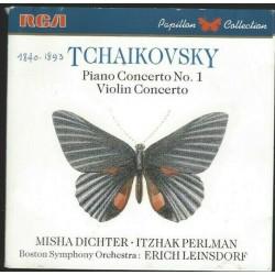 CD TCHAIKOVSKY PIANO...