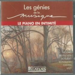 CD LES GÉNIES DE LA MUSIQUE...