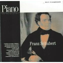CD PIANO FRANZ SCHUBERT...