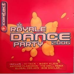 CD ROYAL DANCE PARTY 2006...