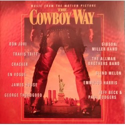 CD BOF THE COWBOY WAY Ref 0995