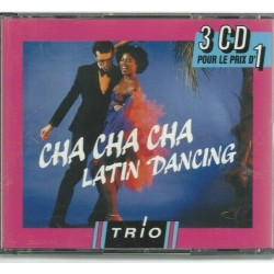 COFFRET 3 CD CHA CHA CHA...