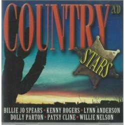 DOUBLE ALBUM CD COUNTRY...