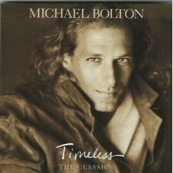CD MICHAEL BOLTON TIMELESS...