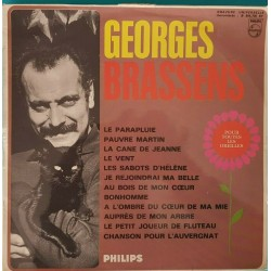DISQUE 33 TOURS GEORGES...