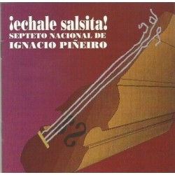 CD ECHALE SALSITA SEPTETO...