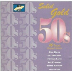CD SOLID GOLD 50 s 16...