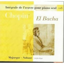 CD CHOPIN EL BACHA MAJORQUE...