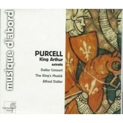 CD PURCEL KING ARTHUR...