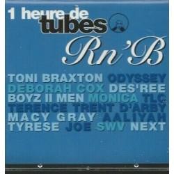 CD 1 HEURE DE TUBES RN'B...