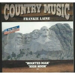 CD COUNTRY MUSIC FRANKIE...