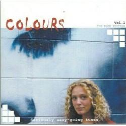 CD  COLOURS     2522