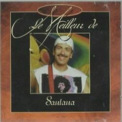CD LE MEILLEUR DE SANTANA...