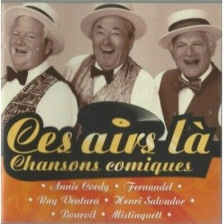 CD CES AIRS LA CHANSON...