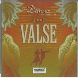 CD  DANSEZ LA VALSE  Vol 15...