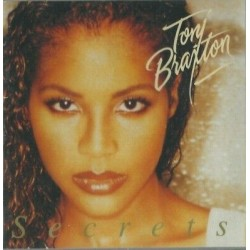CD TONI BRAXTON SECRETS...