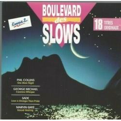 CD  BOULEVARD DES SLOWS 18...