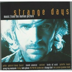COMPACT-DISC STRANGE DAYS...
