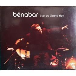 CD BENABAR LIVE AU GRAND...