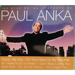 CD PAUL ANKA LES PLUS...