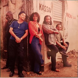 CD KASSAV NOU LA     Ref 3513
