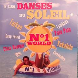 CD LES DANSES DU SOLEIL...