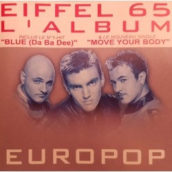 CD EIFFEL 65 L'ALBUM...