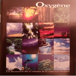 CD OXYGENE    Ref  2553