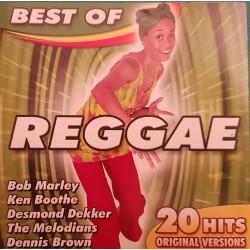 CD BEST OF REGGAE 20 HITS...