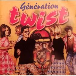 CD GÉNÉRATION TWIST Ref  1512