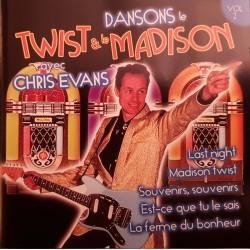 CD DANSONS LE TWIST ET LE...