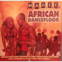CD AFRICAN DANCEFLOOR  Ref...